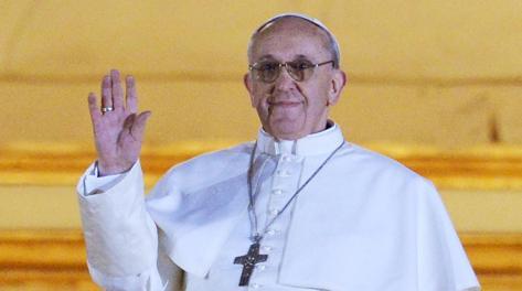 Jorge Bergoglio es Francisco I
