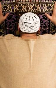 Musulmán rezando
