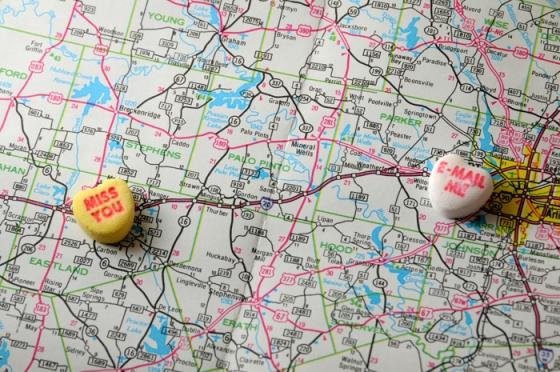 Relaciones a larga distancia