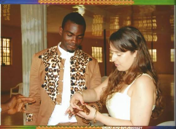 Me casé con un africano