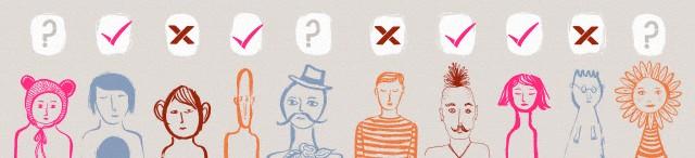 Estereotipos vs generalización